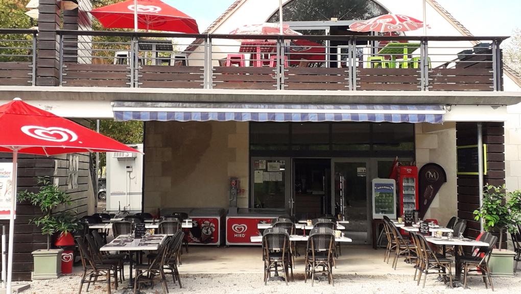 La Brasserie de la Réserve de la Haute Touche © MNHN